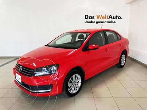 Volkswagen Vento Comfortline Aut usado (2019) color Rojo precio $209,928