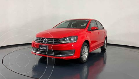 Volkswagen Vento Comfortline usado (2016) color Rojo precio $159,999
