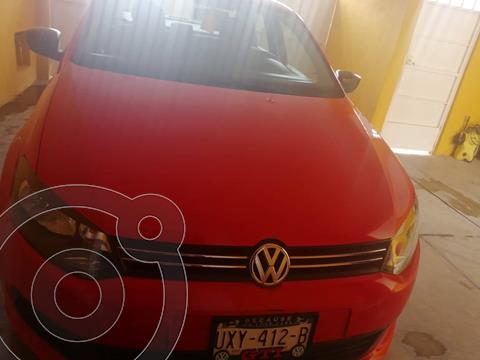 Volkswagen Vento Vento usado (2014) color Rojo precio $125,000