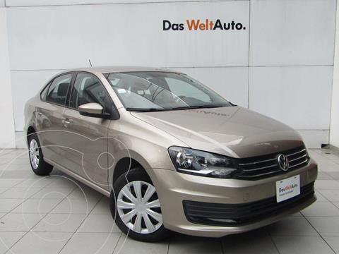 Volkswagen Vento Startline Aut usado (2020) color Beige Metalico precio $205,000