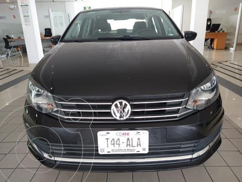 Volkswagen Vento Comfortline usado (2017) color Negro precio $144,900