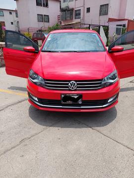 Volkswagen Vento Allstar usado (2017) color Rojo Flash precio $165,000