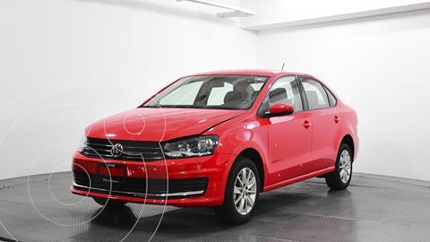 Volkswagen Vento Comfortline usado (2019) color Rojo precio $188,513