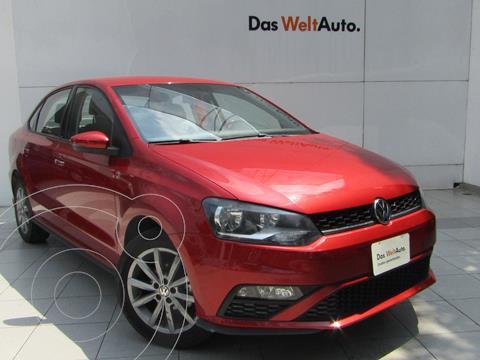 Volkswagen Vento Comfortline Plus usado (2020) color Rojo precio $263,000