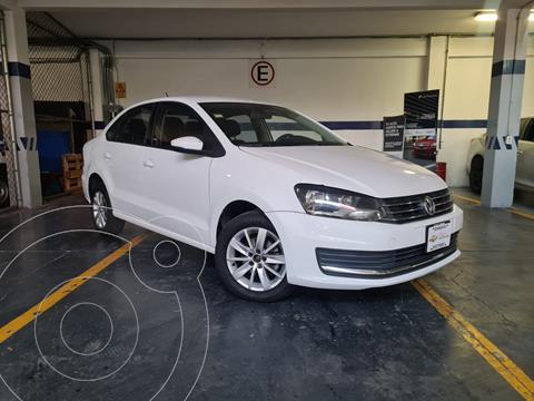 Volkswagen Vento Comfortline usado (2017) color Blanco precio $180,000