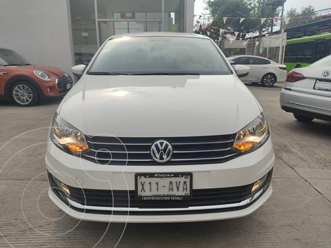 Volkswagen Vento Sound usado (2018) color Blanco Candy precio $188,000