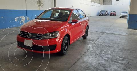 Volkswagen Vento Startline Aut usado (2020) color Rojo precio $184,900