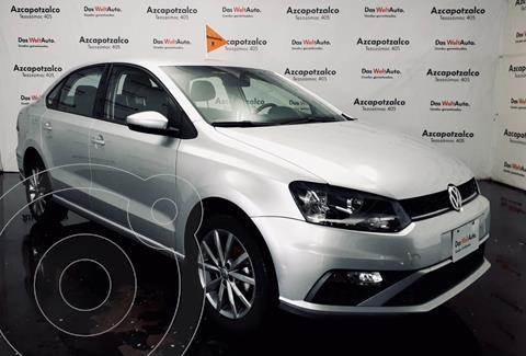Volkswagen Vento Comfortline Plus usado (2020) color Plata Reflex financiado en mensualidades(enganche $52,000 mensualidades desde $6,185)