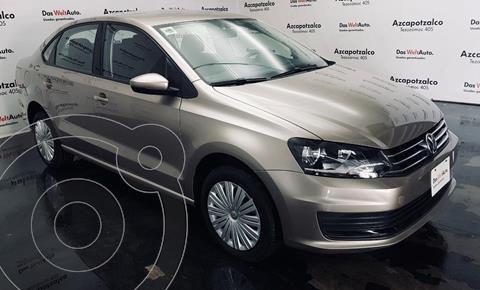 Volkswagen Vento Startline usado (2020) color Bronce precio $239,990