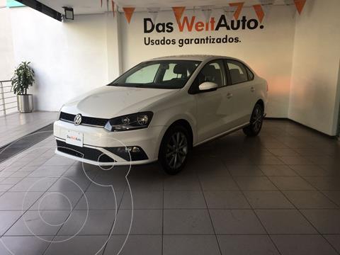 Volkswagen Vento Comfortline Plus usado (2020) color Blanco Candy precio $269,000
