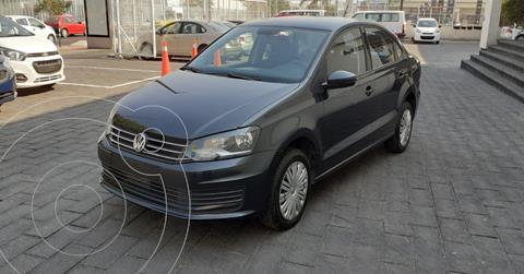 Volkswagen Vento Startline Aut usado (2020) color Gris precio $189,900