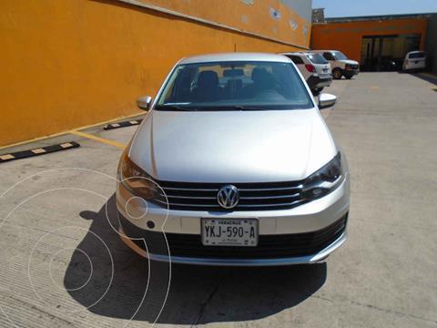 Volkswagen Vento Startline usado (2018) color Plata precio $185,000