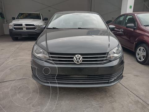 Volkswagen Vento Startline Aut usado (2020) color Gris precio $219,900