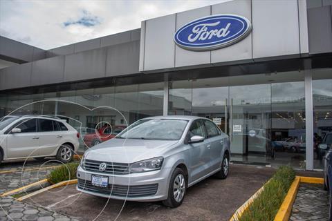 Volkswagen Vento Startline usado (2018) color Plata precio $160,000