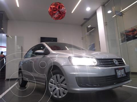 Volkswagen Vento Startline usado (2014) color Gris precio $180,000