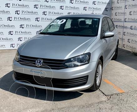 Volkswagen Vento Startline usado (2020) color Gris precio $210,000