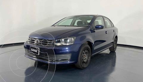 Volkswagen Vento Startline usado (2016) color Azul precio $154,999