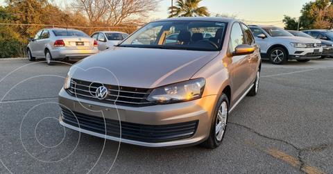 Volkswagen Vento Startline Aut usado (2020) color Beige precio $198,900