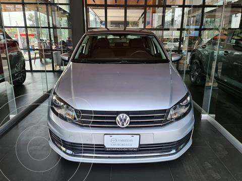 Volkswagen Vento Comfortline usado (2018) color Plata precio $167,000