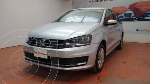 Volkswagen Vento Comfortline TDI usado (2019) color Plata precio $238,855