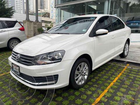 Volkswagen Vento Comfortline usado (2018) color Blanco precio $185,000