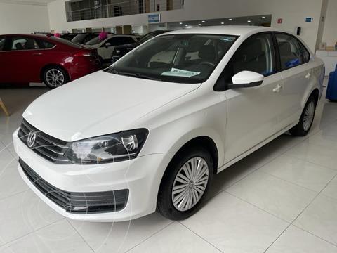 Volkswagen Vento Startline Aut usado (2020) color Blanco precio $199,500