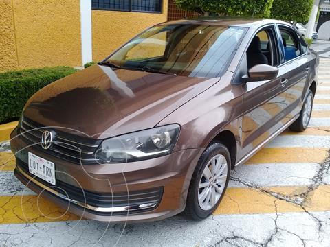 Volkswagen Vento Comfortline usado (2017) color Bronce precio $169,000