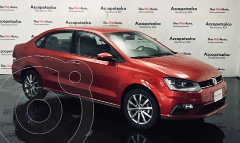 Volkswagen Vento Comfortline Plus Aut usado (2020) color Rojo precio $279,990