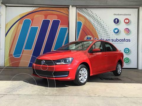 Volkswagen Vento Comfortline Aut usado (2017) color Rojo precio $97,000