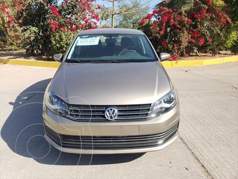 Volkswagen Vento Startline Tiptronic usado (2020) color Beige precio $207,000