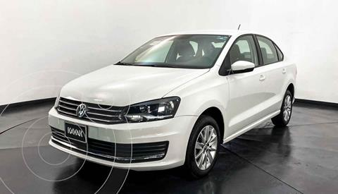 Volkswagen Vento Comfortline Aut usado (2019) color Blanco precio $224,999