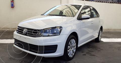 Volkswagen Vento Startline Aut usado (2018) color Blanco precio $144,900