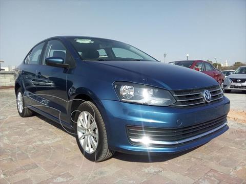 Volkswagen Vento Comfortline Tiptronic usado (2019) color Azul precio $189,000