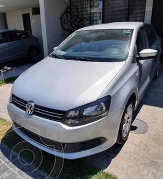 Volkswagen Vento Active Aut usado (2015) color Plata Reflex precio $140,000