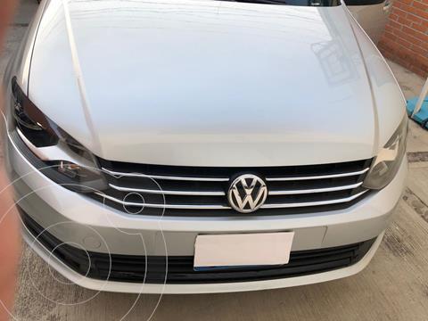 Volkswagen Vento Startline usado (2018) color Plata precio $165,000