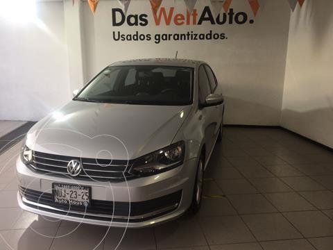 Volkswagen Vento Comfortline usado (2020) color Plata precio $249,000