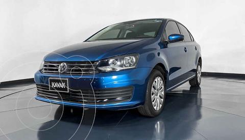 Volkswagen Vento Comfortline Aut usado (2019) color Azul precio $174,999