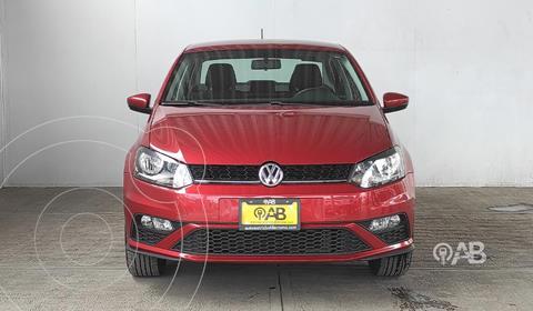 Volkswagen Vento Comfortline Plus usado (2020) color Rojo precio $268,000