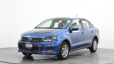 Volkswagen Vento Comfortline usado (2019) color Azul precio $213,500