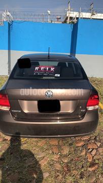 Volkswagen Vento Highline TDI usado (2015) color Marron precio $125,500