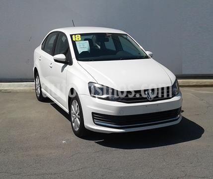 Volkswagen Vento Comfortline Aut usado (2018) color Blanco precio $179,000