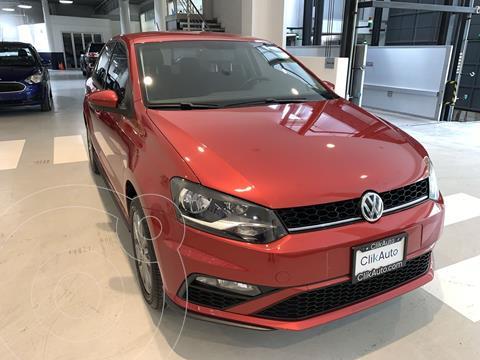Volkswagen Vento Comfortline Plus usado (2020) color Naranja precio $265,000