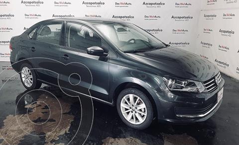 Volkswagen Vento Comfortline usado (2019) color Gris Carbono precio $229,990