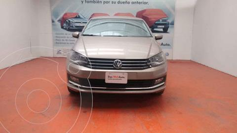 Volkswagen Vento Highline usado (2020) color Beige precio $247,000