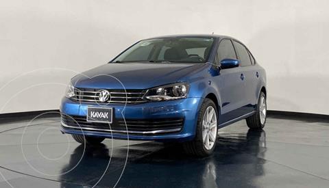 Volkswagen Vento TDI Comfortline usado (2018) color Azul precio $199,999