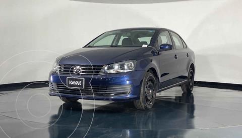 Volkswagen Vento Startline usado (2016) color Azul precio $147,999