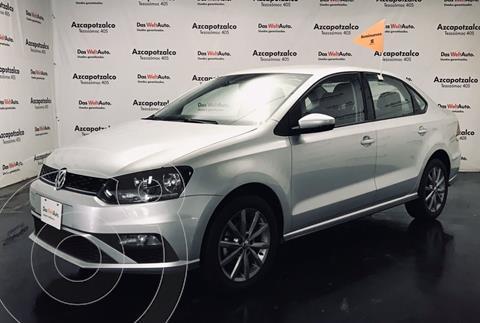Volkswagen Vento Comfortline Tiptronic usado (2020) color Plata Reflex financiado en mensualidades(enganche $53,000 mensualidades desde $6,364)