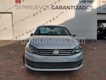 foto Volkswagen Vento Startline usado (2016) color Plata precio $127,900
