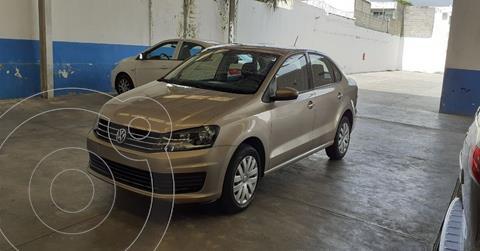 Volkswagen Vento Startline Aut usado (2018) color Beige precio $149,900