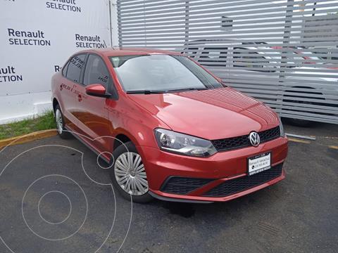 Volkswagen Vento Startline usado (2020) color Rojo precio $210,000